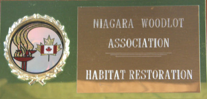 Niagra Woodlot Association Habitat Restoration